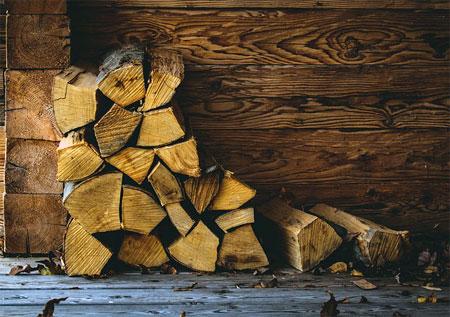 Заготовка дров для дома