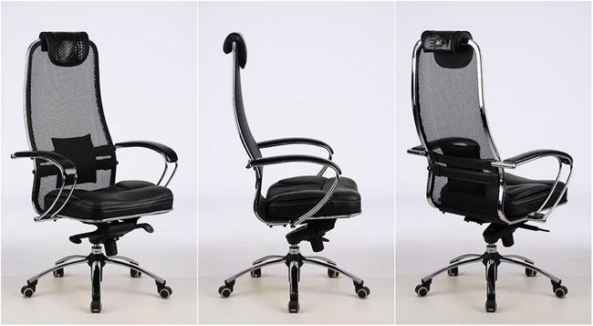 Инновационные кресла Samurai