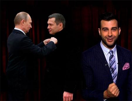 Путин и Ургант в фаворе у молодежи