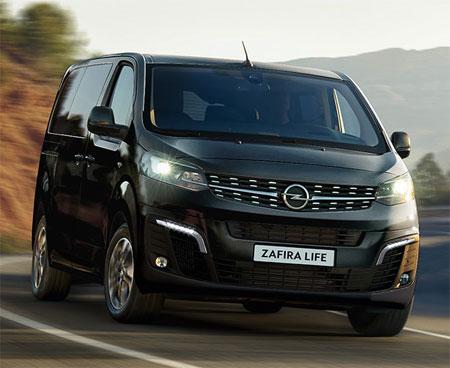 Opel возобновил российские продажи