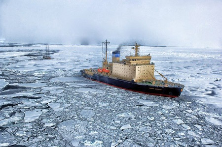 Корсаков как точка Северного морского транспортного коридора