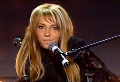 РФ на«Евровидении» в2015 году представит Юлия Самойлова